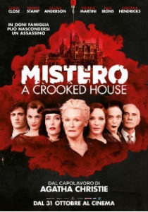 mistero a crocked house - poster - dreamingcinema