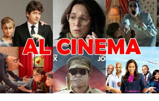 Prossime uscite al cinema 8 maggio
