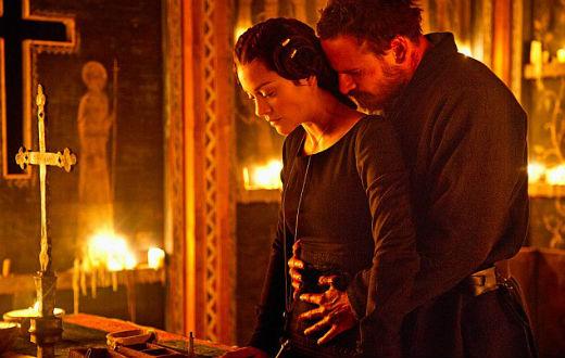 Marion Cotillard e Michael Fassbender forse a Cannes con Macbeth