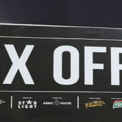 Box office settimanale; pool position
