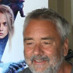 Conferenza stampa di Luc Besson