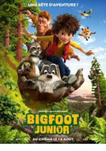 bigfoot junior - poster - dreamingcinema