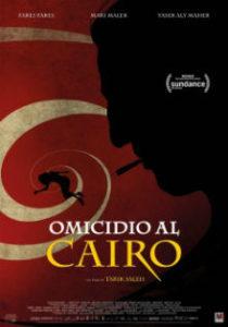 omicidio al cairo - poster - dreamingcinema