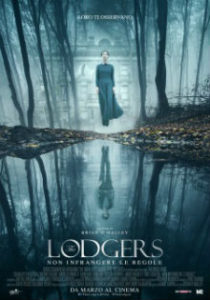 the lodgers - poster - dreamingcinema