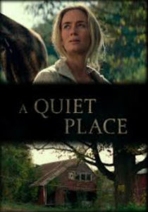 a quiet place - poster- dreamingcinema