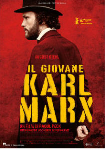 il giovane karl Marx-locandina- dreamingcinema