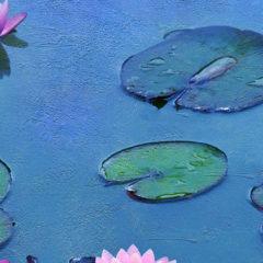 Le Ninfee di Monet – Un incantesimo di acqua e luce – (2018) – dreamingcinema
