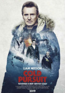 Cold Pursuit Teaser Poster USA-dreamingcinema