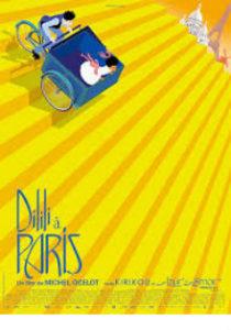 dilili in Paris- poster-dreamingcinema