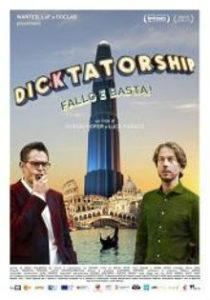 dictatorship - fallo e basta - poster-dreamingcinema