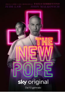 locandina-the new pope-dreamingcinema